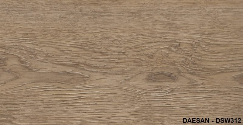 Á Đông Floor - Sàn Nhựa Dán Keo DAESAN DSW312