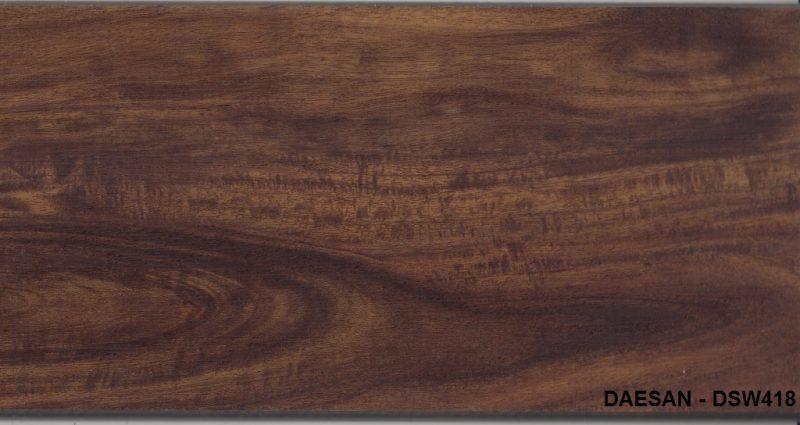 Á Đông Floor - Sàn Nhựa Hèm Khóa DAESAN DSW418