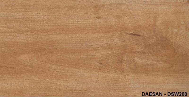 Á Đông Floor - Sàn Nhựa Keo Tự Dán DAESAN DSW208