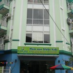 Sàn Nhựa Giả Gỗ Cho Trường Mầm Non Hà Nội - ÁĐông Floor.