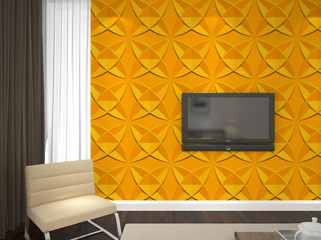 Tấm Ốp Tường 3D DA 523