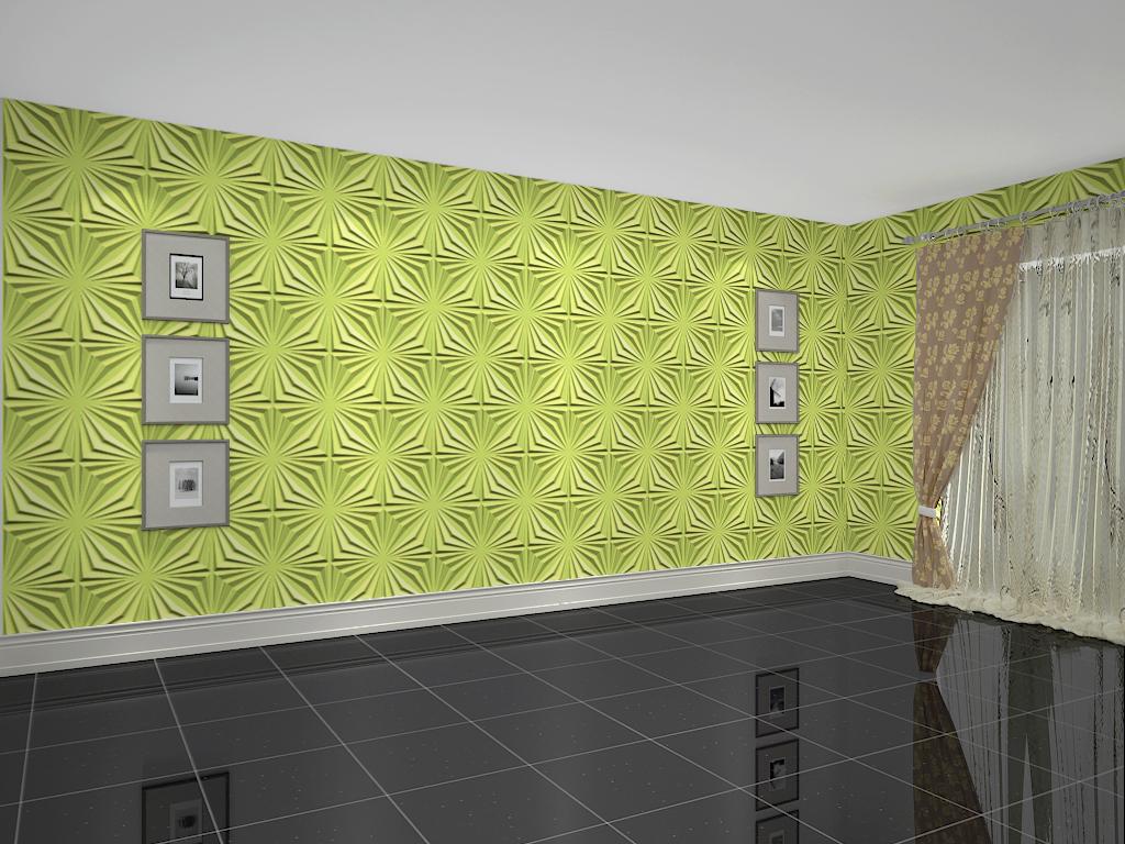 Tấm Ốp Tường 3D DA 526