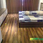 Thi Công Sàn Nhựa Vân Gỗ Cho Chung Cư Trung Yên Plaza - ÁĐông Floor.