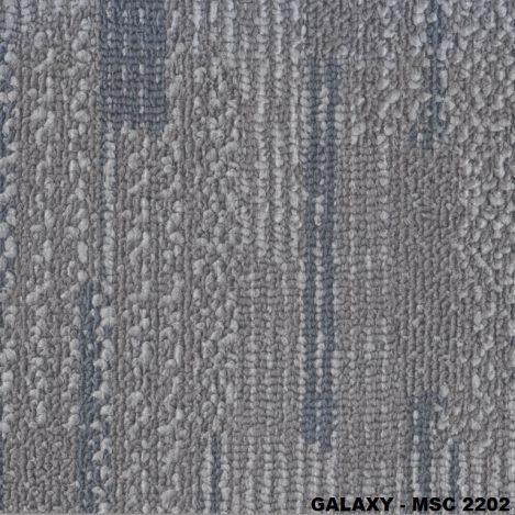 Sàn Nhựa Galaxy Vân Thảm MSC 2202