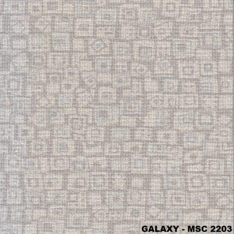 Sàn Nhựa Galaxy Vân Thảm MSC 2203