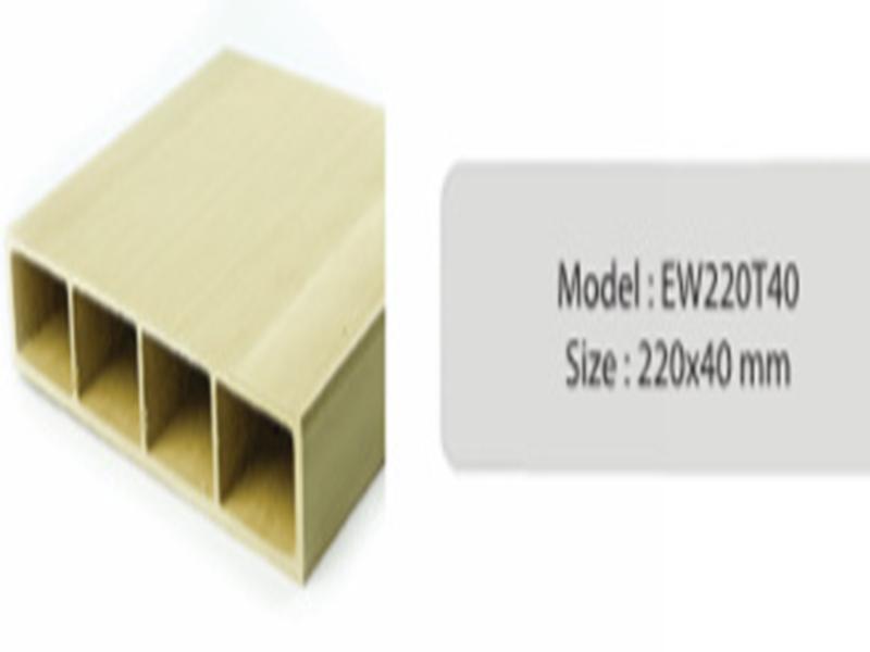 Á Đông Floor Lam Gỗ Nhựa EW220T40
