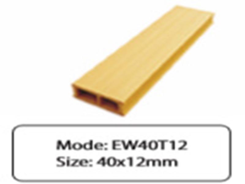 Á Đông Floor Lam Gỗ Nhựa EW40T12