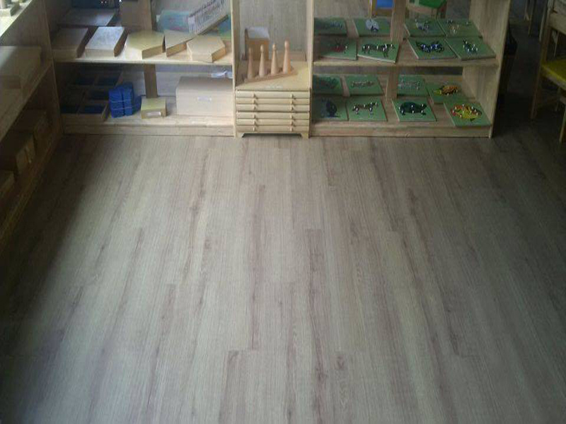 Á Đông Floor - Sàn Nhựa ECO'ST 407 .