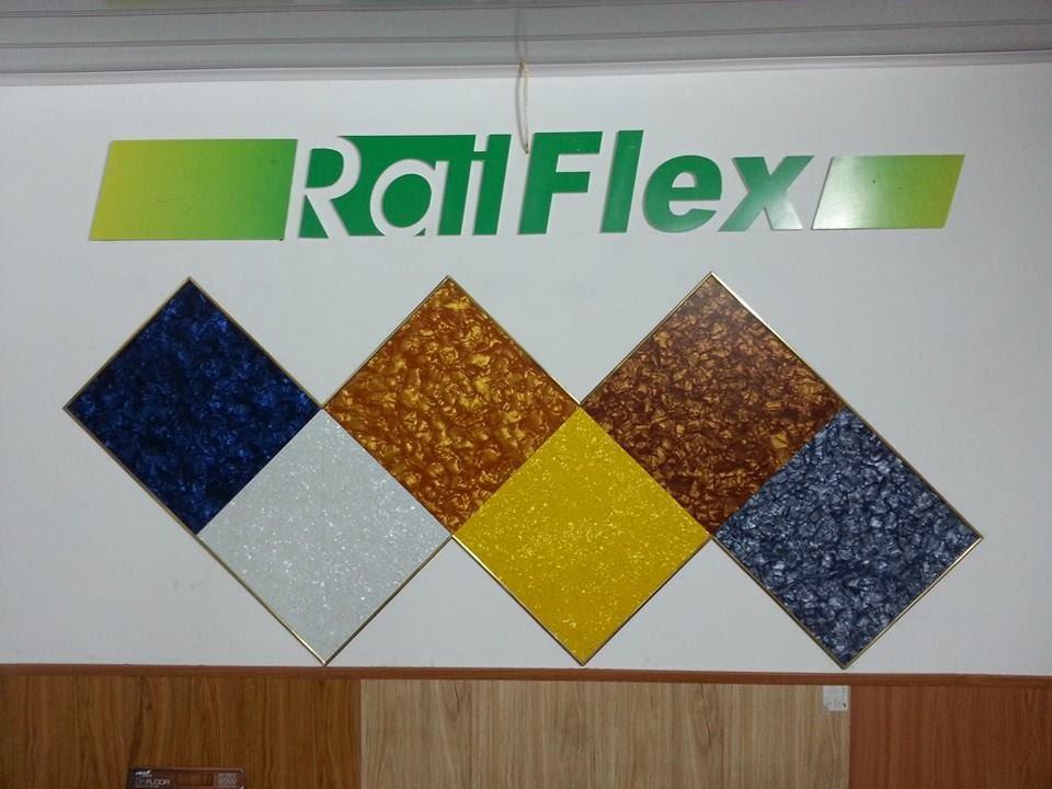 Sàn Nhựa Vinyl Railflex