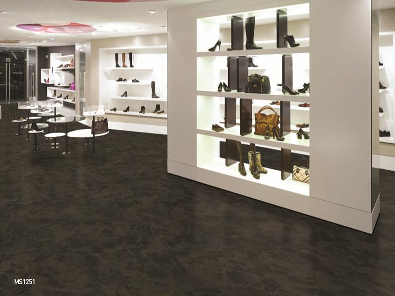 Á Đông Floor - Sàn Nhựa Vân Đá Railflex