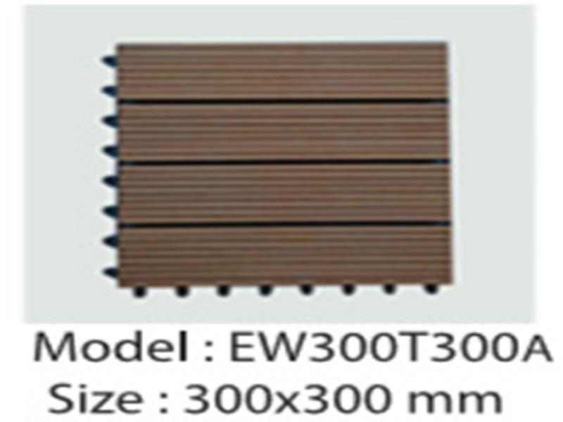 Vĩ Gỗ Nhựa EW300T300A